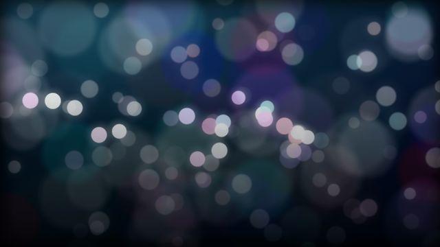 Moving Defocused Particles videos - LOOP