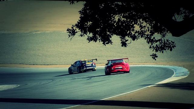 KPAX RACING DOMINATES AT LAGUNA SECA with a 1-2 PUNCH !