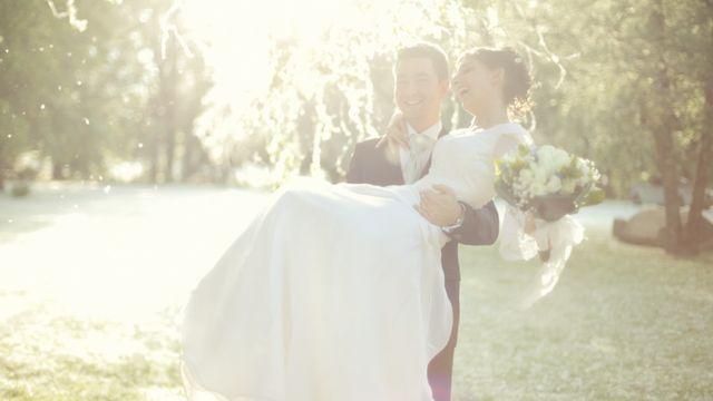 Luca + Francesca's Wedding Trailer