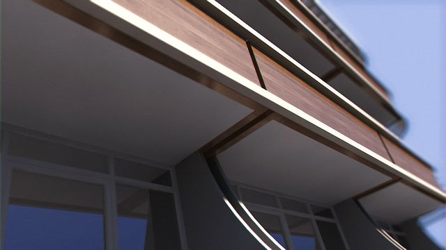 Zblur Architectural Reel (2005 - 2009)
