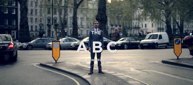 THE ABC OF MEN'S FASHION - IMRAN AMED
