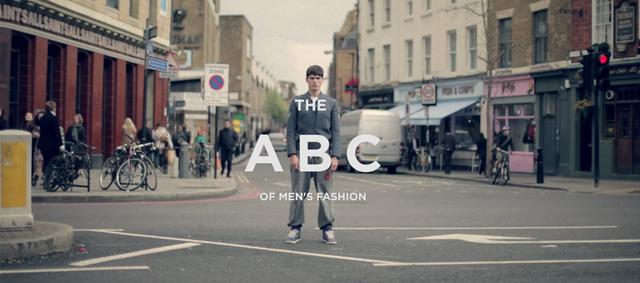 THE ABC OF MENS FASHION - SAM WAY