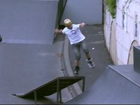 FISE 2012 ROLLER Slopestyle professional contest  1st : Romain GODENAIRE