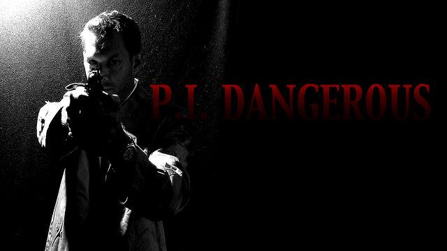 P.I. DANGEROUS Teaser Trailer