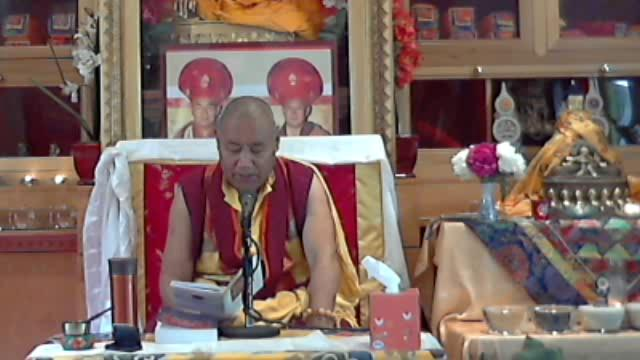 Khenchen Rinpoche - Day 22, 1 of 2wmv