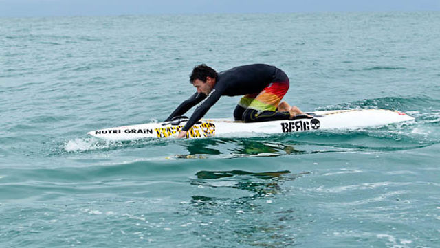 Parko To Paddle The Molokai