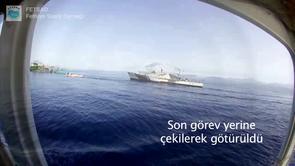 Batık Gemi Turizmi Hareketlendirdi