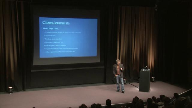 Delivering the Mail: Developing Mobile Tools for Citizen Journalists