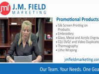 Promotional Products – Multiple Set Up Charges