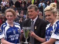 Cavan's Captain Courageous!