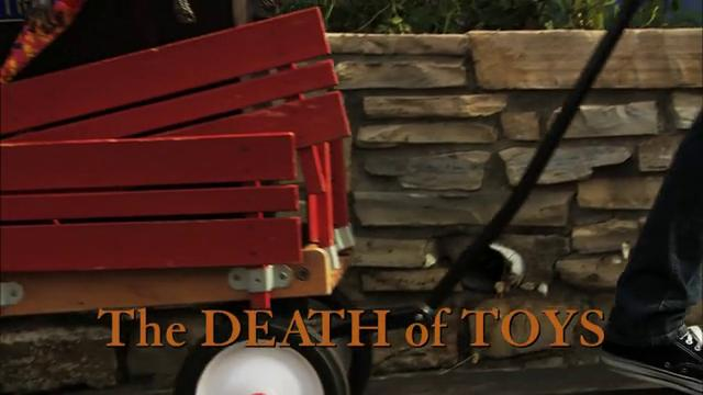 1st PLACE: Death of Toys - Trailer