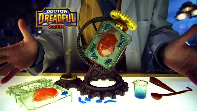 Dr Dreadful Organ Grinder On Vimeo