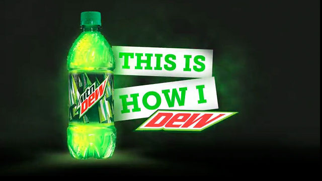Mountain Dew - Jason Aldean How I Dew