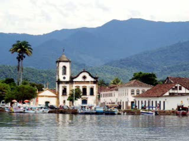 Paraty Brazil  city photos gallery : Paraty Brazil on Vimeo