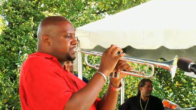 "Sean Jones - ""Transitions"" live at the 2009 Detroit Jazz Fest"