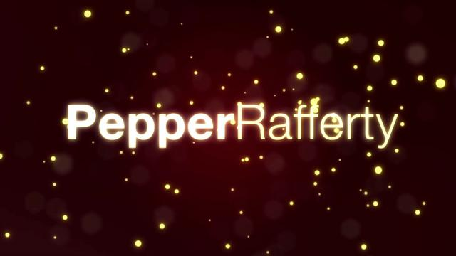 Pepper Rafferty ID with Generated Particles