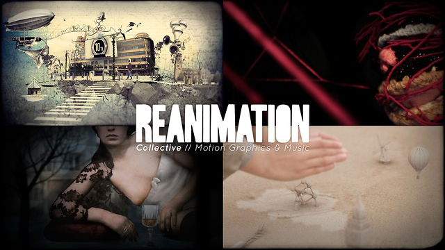 REANIMATION // showreel 2012