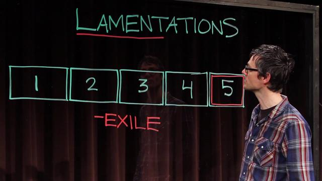 Bible in Five: Lamentations | Blackhawk Church