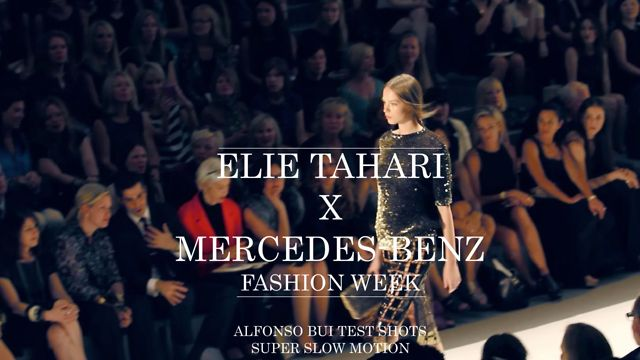 Portraits X Elie Tahari, Mercedes-Benz Fashion Week