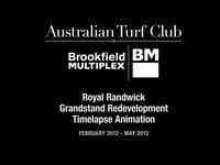 Watch our timelapse video for the Royal Randwick site