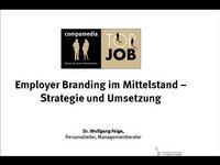 Employer Branding - von der Strategie zur Umsetzung