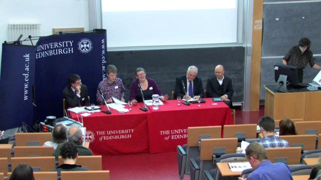 Panel Discussion - Where Next?