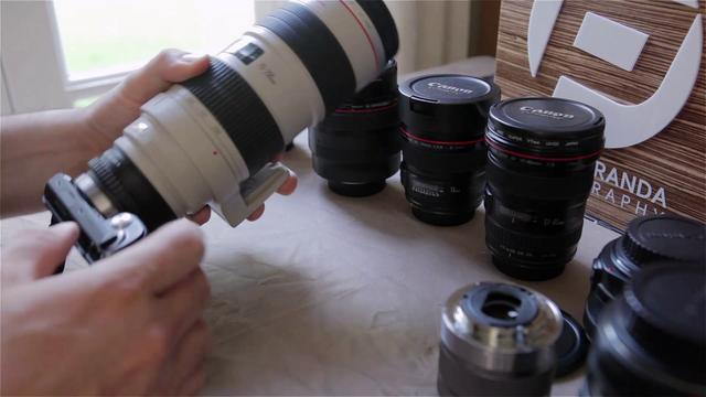 ... Canon EF to Sony NEX 5N Aperture Lens Mount Adapter Review Wallpaper