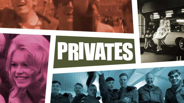 BBC 'Privates' - Title Sequence