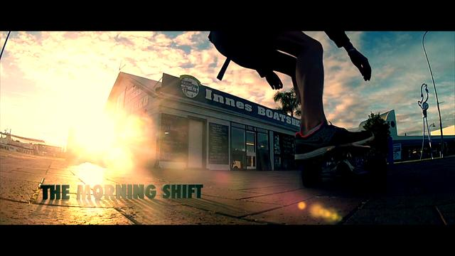 The Morning Shift