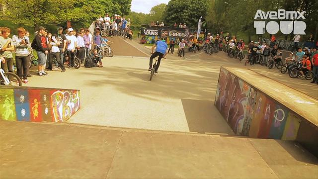 AVE BMX TOUR 2012 powered by G-SHOCK: Olsztyn Trip