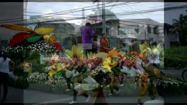 Fiesta in Zamboanga City