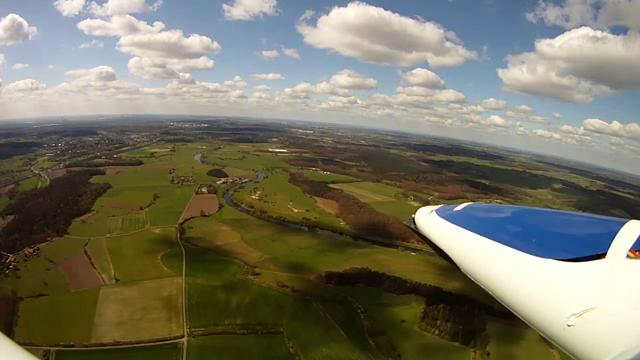 Soaring with FPV on Thermik XL