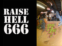 Raise Hell 666...