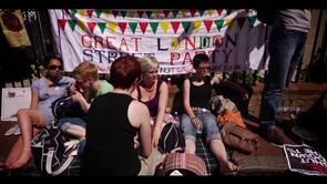 UkUncut London Street Party