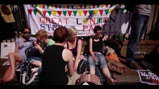 UkUncut London Street Party