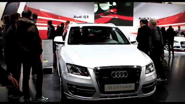 Audi - Motorshow 2011