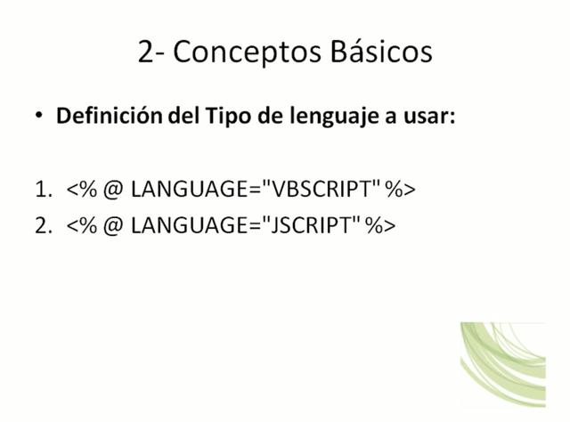 Cesar Cancino - Curso de ASP y SQL Server part2
