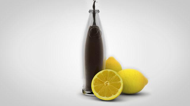 Lemon Pepsi