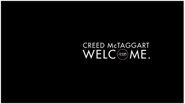 Welcome Creed McTaggart