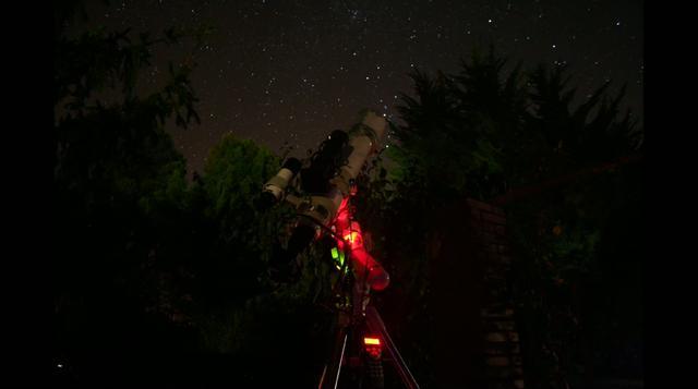 Siguiendo las estrellas