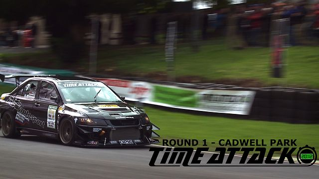 Togethia - Time Attack Cadwell Park 2012