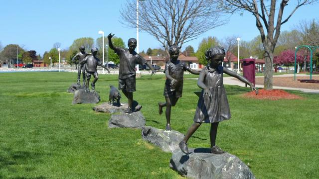Arts & Culture A Catalyst for Change - Mason County Sculpture Trail