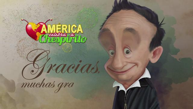 Chespirito &quot;Gracias&quot;