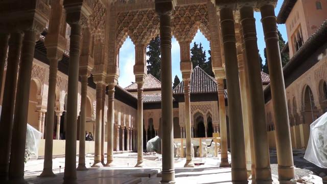 <p> The Alhambra</p>