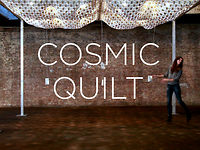 When Astrophysics And Design Collide, The Cosmic Quilt Is All That Remains