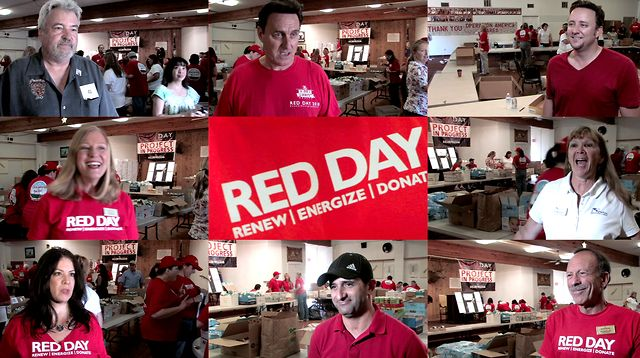 Keller Williams - Red Day 2012