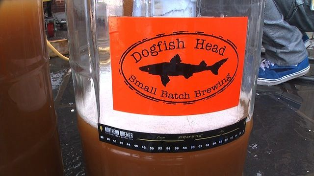 Brewing TV - Episode 63:  Dogfish Head Craft Brewery