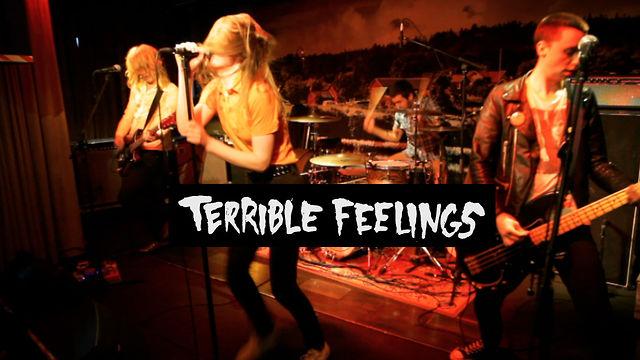 Terrible Feelings - Backwoods