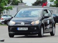 VW up! Testfahrt