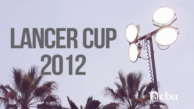 CBU Lancer Cup 2012